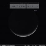 Moon - January 25 2012
