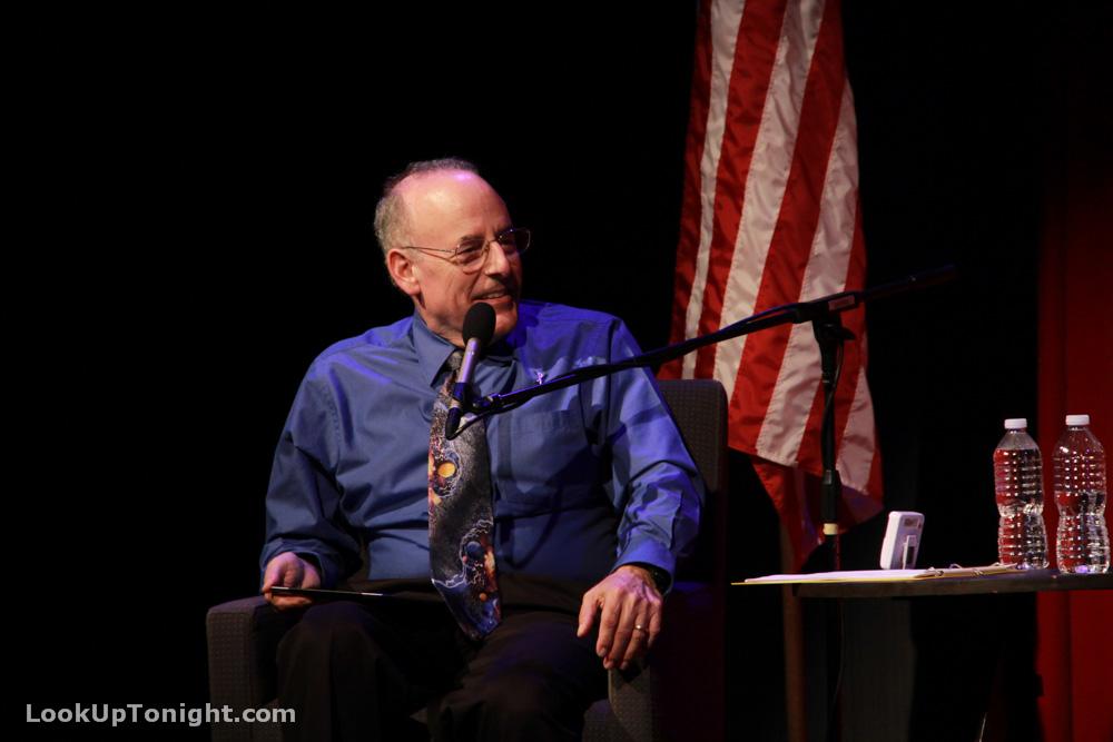 Mat Kaplan - host of Planetary Radio
