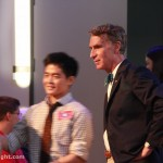 Bill Nye - CEO of The Planetary Society poses for photos with fans